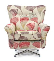 Linea Seattle Swivel Chair