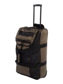 Antler Tundra khaki large trolley bag
