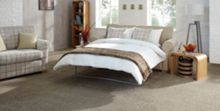 Linea Cannes 3 Seater Sofa Bed
