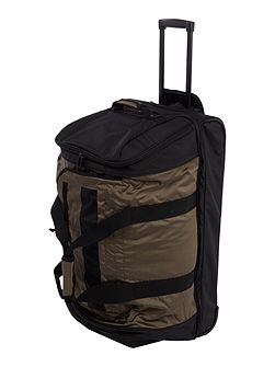 Tundra khaki mega decker trolley bag