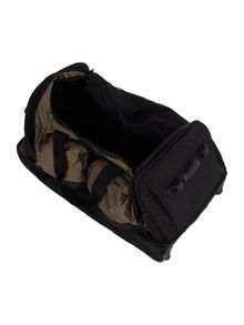 Antler Tundra khaki mega decker trolley bag