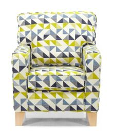 Linea Romana Accent Chair