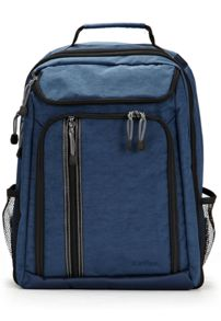 Urbanite navy backpack