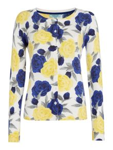 Dickins & Jones Floral Print Cardigan