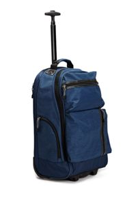 Antler Urbanite navy trolley backpack