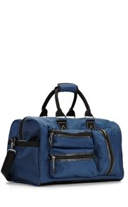 Urbanite navy holdall
