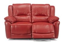 Linea Burton 2 Seater Power Recliner Sofa