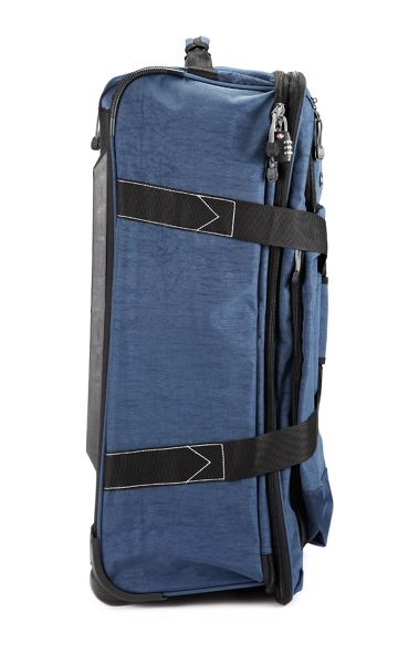 Antler Urbanite navy upright trolley bag