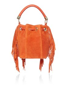 Biba Mini michelle tassle duffle bag