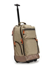 Urbanite stone trolley backpack