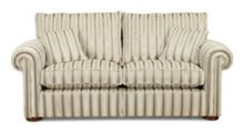 Duresta Waldorf 2.5 Seater Sofa Bun Feet