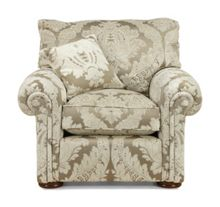 Duresta Waldorf Standard Chair Bun Feet