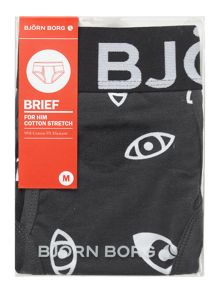 Bjorn Borg Watch out print brief
