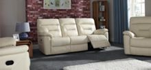 Texas 3 Seater Power Recliner Sofa