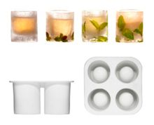 Sagaform Shot Glass Silicone Ice Mould