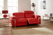 Bocelli 2 Seater Power Recliner Sofa
