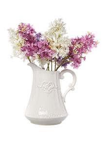 Shabby Chic The lilac arrangement