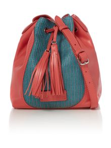 Max Mara Albany bucket bag