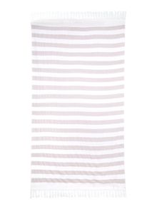 Gray & Willow Grey beach towel