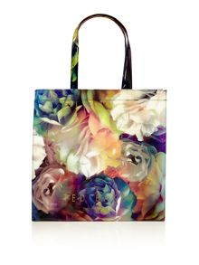 Ted Baker Bluecon multi-coloured floral large tote bag