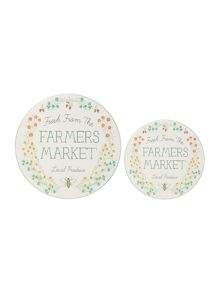 Dickins & Jones Farmers market cake tin