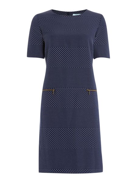 Dickins & Jones Polka Dot Shift Dress