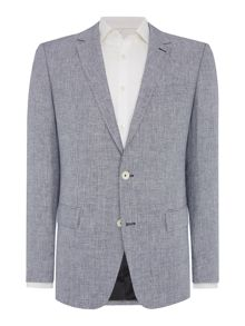 Hugo Boss Hutch Linen Texture Jacket