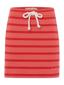 Brakeburn Striped skirt
