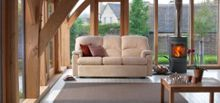 G Plan Chloe 3 Seater Recliner Sofa Double