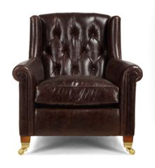 Duresta Connaught Sunday Gents Chair