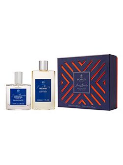 Eau de Toilette 100ml and Body Wash 200ml