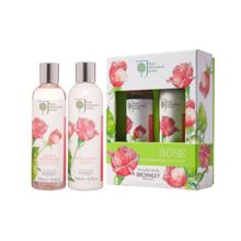 Bronnley Rose Bath & Shower Gel and Body Lotion 2 x 250ml