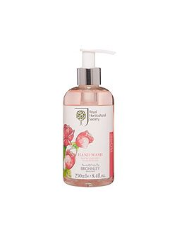 Rose Hand Wash 250ml