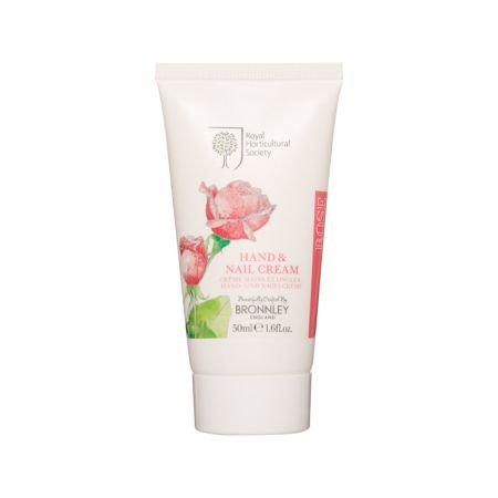 Bronnley Rose Hand & Nail Cream 50ml