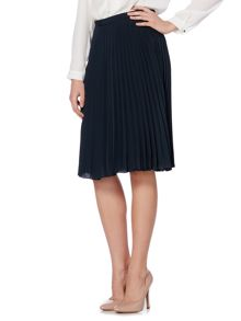Michael Kors Knee length pleat skirt