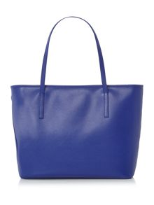 Ted Baker Celiaa blue saffiano large tote bag