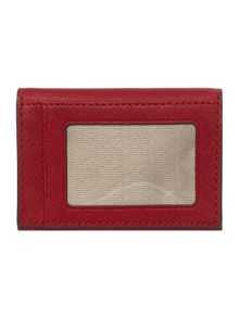 Jetset travel red coin purse