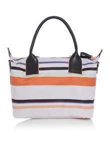 Ted Baker Senley multi small nylon tote bag