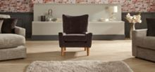 Casa Couture Carlotta Accent Chair