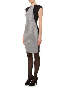Therapy Stripe Shift Dress