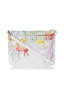 Heleen multi floral crossbody