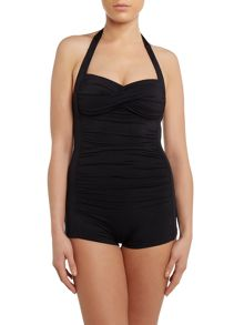 Seafolly Goddess boyleg swimsuit