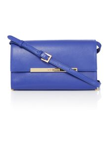Ted Baker Serah blue medium crossbody bag