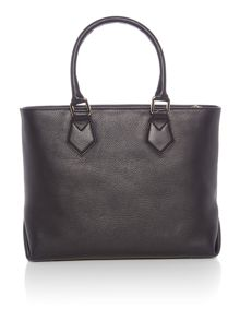 Vivienne Westwood Spencer small black tote