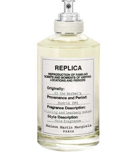 Maison Margiela Paris Replica At The Barbers Eau de Toilette 100ml