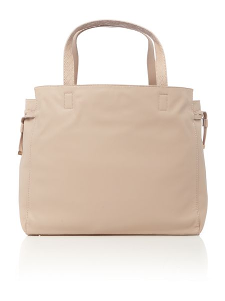 Calvin Klein Amber neutral large tote bag