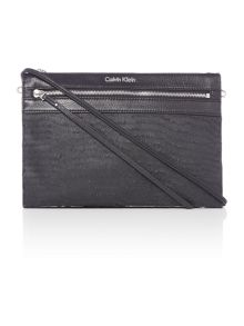 Christy black crossbody bag