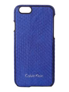 Standalone blue iphone 6 cover