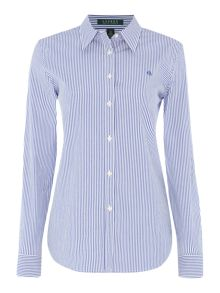 Metani verticcal stripe shirt