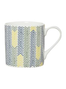 Amazon Zigzag Mug